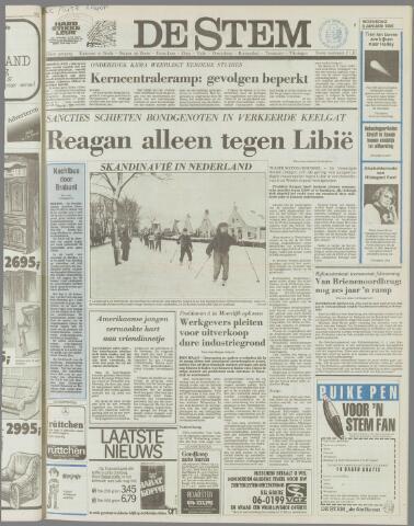 de Stem 1986-01-08