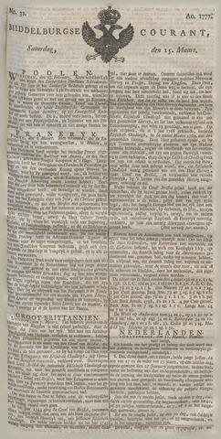 Middelburgsche Courant 1777-03-15