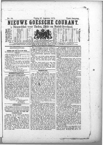 Nieuwe Goessche Courant 1875-08-20