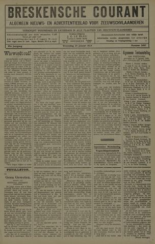 Breskensche Courant 1926-01-20