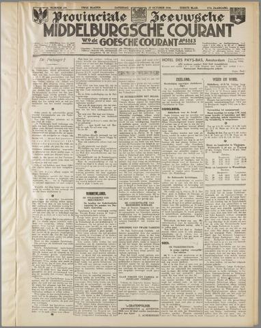 Middelburgsche Courant 1934-10-27