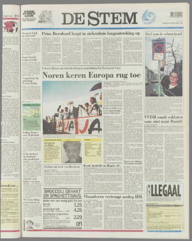 de Stem 1994-11-29