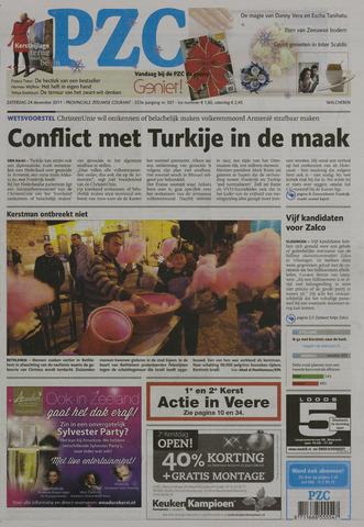 Provinciale Zeeuwse Courant 2011-12-24