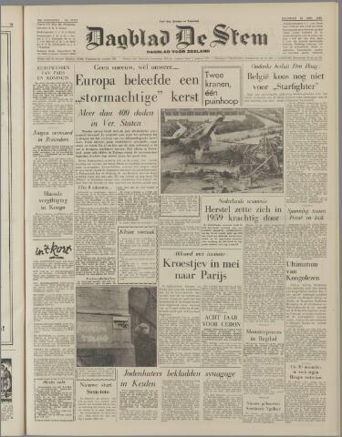 de Stem 1959-12-28