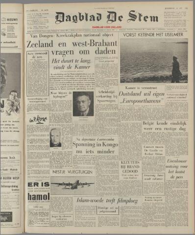 de Stem 1961-01-19