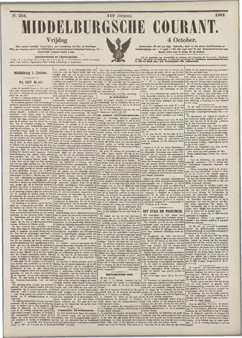Middelburgsche Courant 1901-10-04