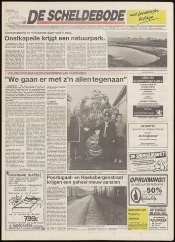 Scheldebode 1991-01-23
