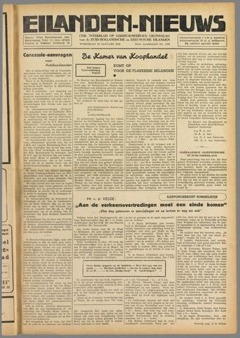 Eilanden-nieuws. Christelijk streekblad op gereformeerde grondslag 1949-01-19