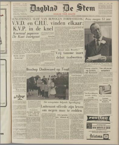 de Stem 1963-06-28