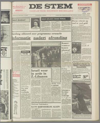 de Stem 1977-09-22
