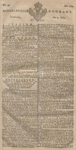 Middelburgsche Courant 1780-05-04