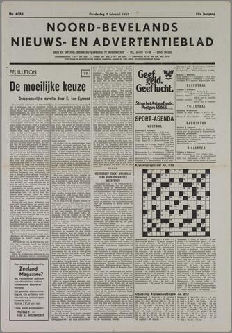 Noord-Bevelands Nieuws- en advertentieblad 1983-02-03