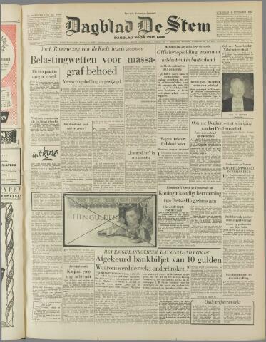 de Stem 1953-11-04
