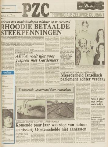 Provinciale Zeeuwse Courant 1979-03-22