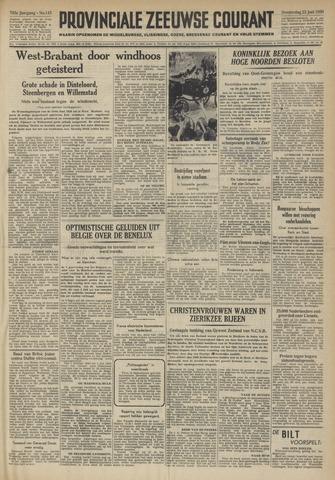 Provinciale Zeeuwse Courant 1950-06-22