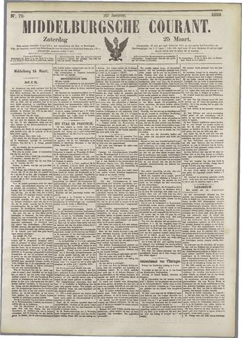 Middelburgsche Courant 1899-03-25