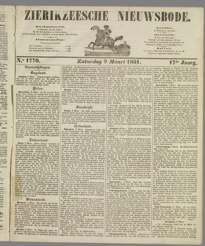 Zierikzeesche Nieuwsbode 1861-03-09