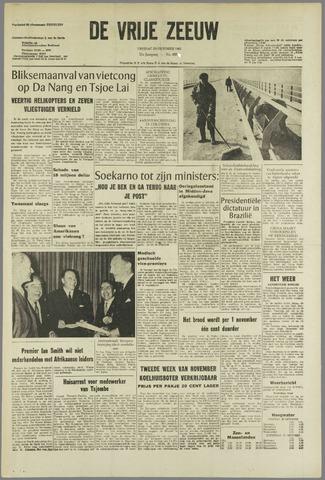 de Vrije Zeeuw 1965-10-29