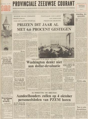 Provinciale Zeeuwse Courant 1971-09-16