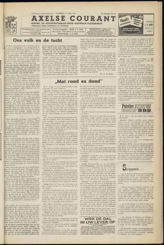 Axelsche Courant 1953-07-25