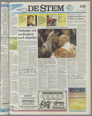 de Stem 1995-12-27
