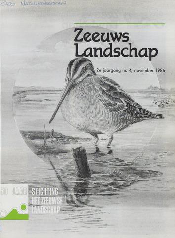 Zeeuws Landschap 1986-11-01