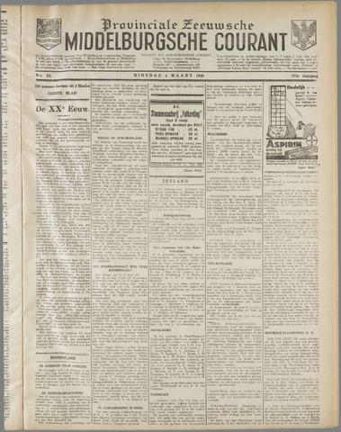 Middelburgsche Courant 1930-03-04