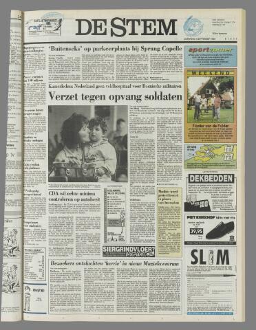 de Stem 1992-09-05