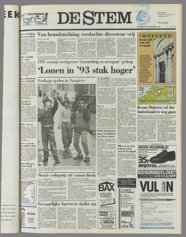 de Stem 1992-09-12