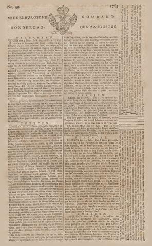 Middelburgsche Courant 1785-08-18
