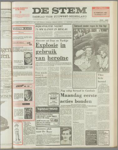 de Stem 1980-02-16