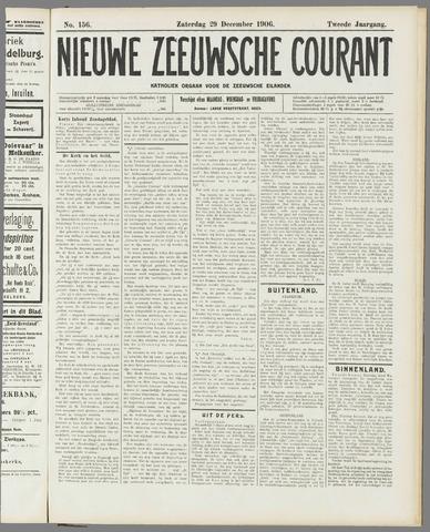 Nieuwe Zeeuwsche Courant 1906-12-29