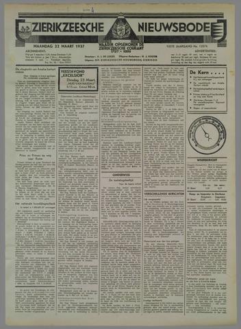 Zierikzeesche Nieuwsbode 1937-03-22