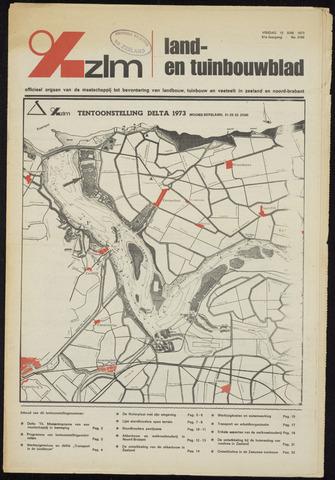Zeeuwsch landbouwblad ... ZLM land- en tuinbouwblad 1973-06-15