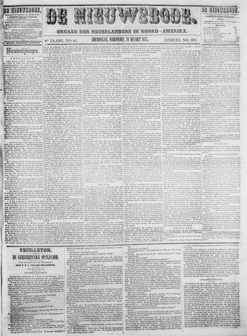 Sheboygan Nieuwsbode 1857-03-31