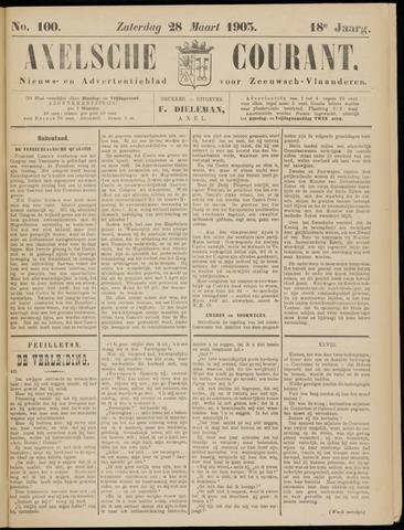 Axelsche Courant 1903-03-28
