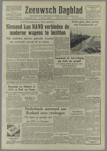 Zeeuwsch Dagblad 1957-05-04