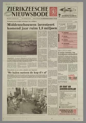 Zierikzeesche Nieuwsbode 1994-08-16