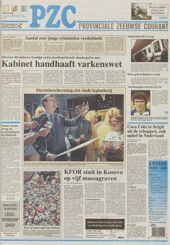 Provinciale Zeeuwse Courant 1999-06-15