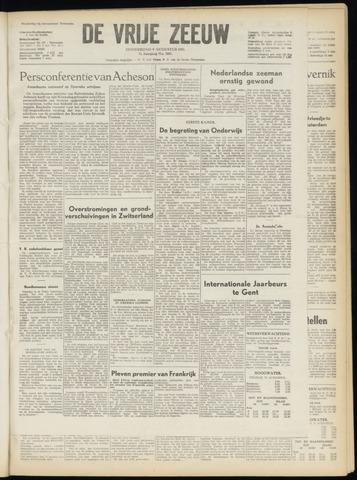 de Vrije Zeeuw 1951-08-09