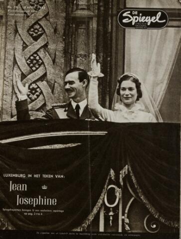 Watersnood documentatie 1953 - tijdschriften 1953-04-18