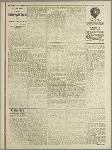 Middelburgsche Courant 1927-04-22