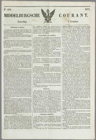 Middelburgsche Courant 1871-10-07