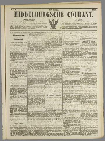 Middelburgsche Courant 1906-05-17