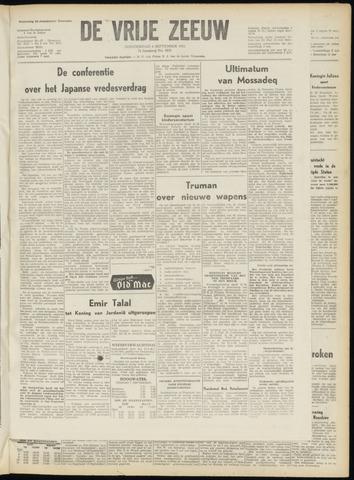 de Vrije Zeeuw 1951-09-06
