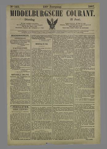 Middelburgsche Courant 1887-06-21