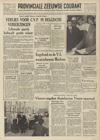 Provinciale Zeeuwse Courant 1961-03-27