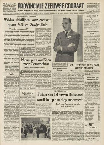 Provinciale Zeeuwse Courant 1956-06-28