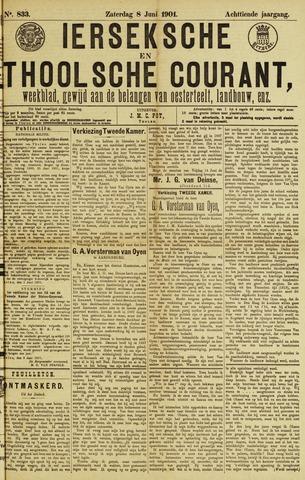 Ierseksche en Thoolsche Courant 1901-06-08