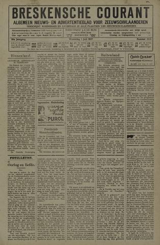 Breskensche Courant 1927-06-01